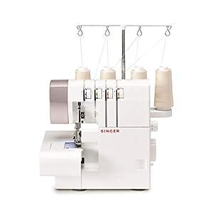 SINGER PRO FINISH - Máquina de coser (Máquina de coser automática ...