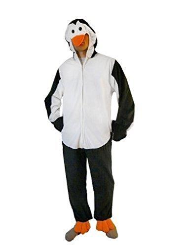 Pinguin-Kostüm, J35 Gr. M-L, Fasnachts-Kostüme Tier-Kostüme, Pinguin-Kostüme Pinguine als Faschings- Karnevals Fasnachts-Geschenk für Erwachsene