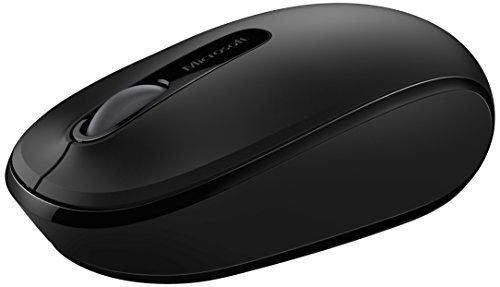 Mouse Sem Fio Mobile Usb Preto Microsoft - U7Z00008