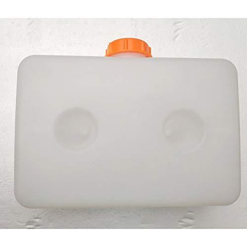 Plastic stookolie, benzinetank, universeel, voor auto, vrachtwagen, boot en air, staande verwarming