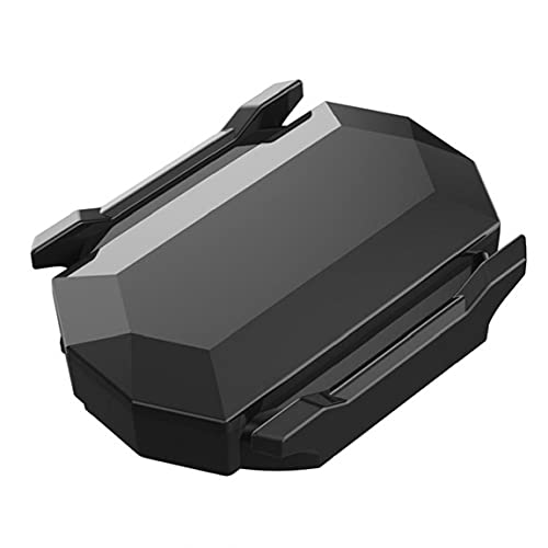 Sensor de cadencia de velocidad inalámbrica Bluetooth de ciclismo portátil para el accesorio de bicicleta Garmin Bryton Bike GPS, buen anexo de bicicleta