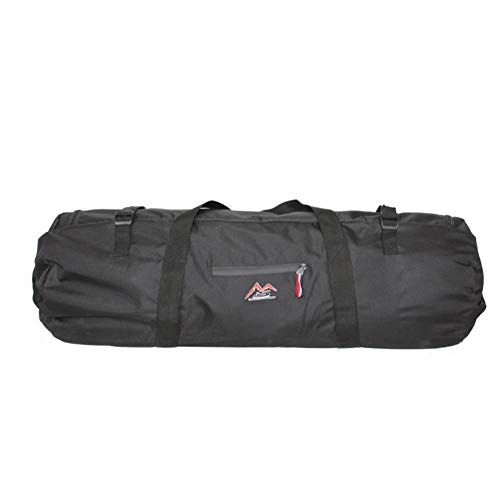 niyin204 Portable Waterproof Storage Bag for Tent with Kind Zipper
