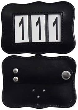 Echo discount Outlet ☆ Free Shipping Beach Equestrian Genuine Leather Pair Number for Bri Holder