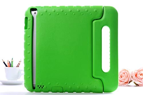 GHC PAD Cases & Covers For ipad 2 3 4, hand-held portable Shock Proof EVA full body cover Handle stand Kids Safe Silicone shell for ipad 2 3 4 A1395, A1396, A1397 A1403, A1416, A1430 A1458, A1459, A14