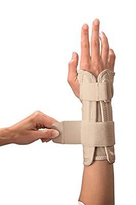 Mueller Wrist Stabilizer, Beige, Large/Extra Large