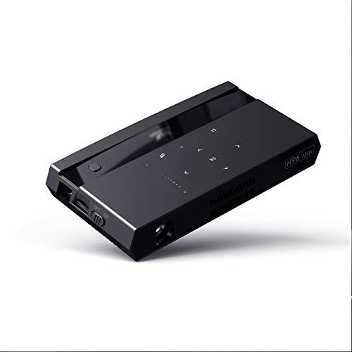 LSGMC Proyector,Mini Proyector Portátil En Casa,Soporte HD 1080P,Pantalla Grande,20000 Horas Vida,Compatible con TV Stick,PS4.