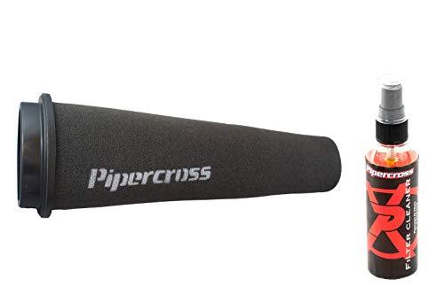 Pipercross Luftfilter+Reiniger kompatibel mit BMW 5er E60 (E61) 530d 218/231/235 PS 07/03-12/10
