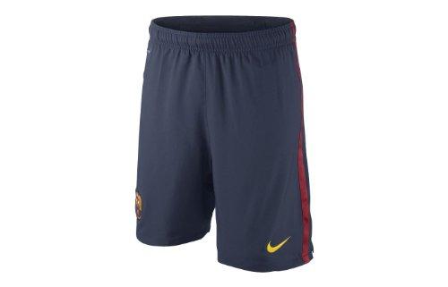 NIKE Jungen kurze Hose FC Barcelona Replica Boys Home Away with Brief, Blue, XL, 478317