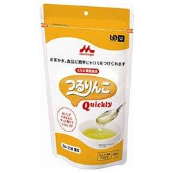 森永乳業 つるりんこ Quickly 3g×10本×24袋入×(2ケース)