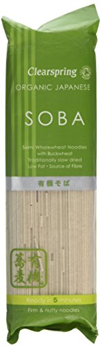 Clearspring - Organic Japanese Soba - 200g