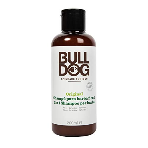 Bulldog Shampoo e Balsamo 2 in 1 per Barba - 200 ml