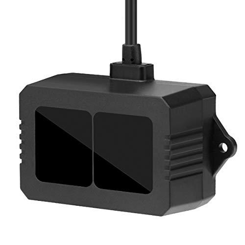 MakerFocus Distance Sensor Lidar Laser Range Finder Module TF02-Pro LiDAR Single-Point Mid-Range Distance Sensor Module for UAV Machine Driving Robotics Pixhawk Compatible