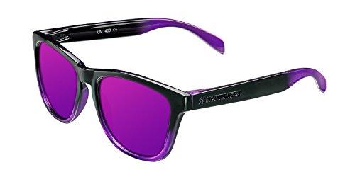 Northweek Gradiant Vulcano - Gafas de Sol Polarizadas, Lila Degradado