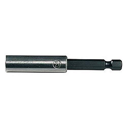 Makita 784811-8 784811-8-Portapuntas 60 mm para atornillador con tope de profundidad, Nero