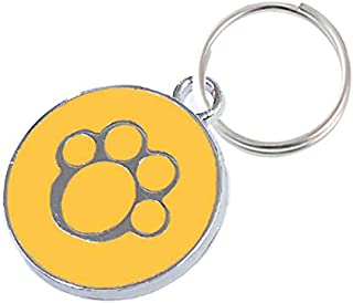 PEHTEN Pet Collar Decoration Customized Dog Id Tags Dogs Collar Leash Tags Name and Telephone Bone Paw Shape Pet Product