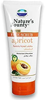 Nature'S Bounty N. Bounty Venus Face Scrub Apricot 200Ml