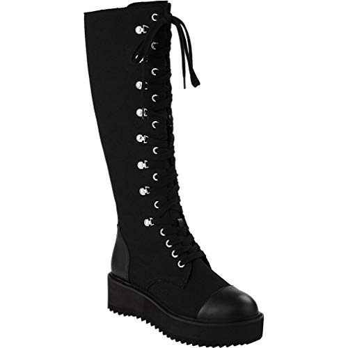 Killstar Combat Boots - Despair (Numeric_42)