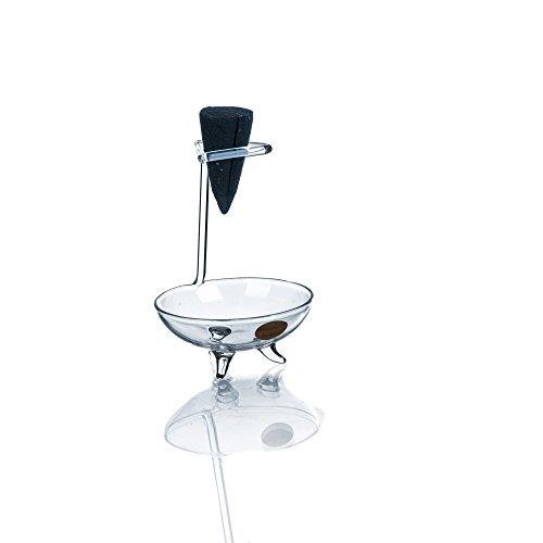 Crottendorfer Cristal Incienso portavelas, candelero para incienso para colgantes (Talla XL, XXL)