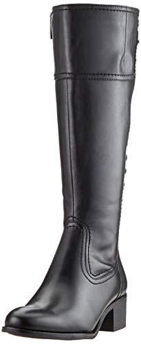 Tamaris Damen 1-1-25543-23 Hohe Stiefel, Schwarz (Black 1), 41 EU