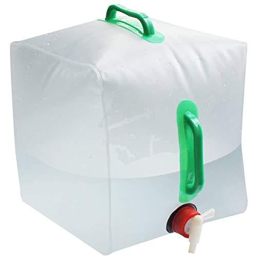 Wassertank Camping-Wasserkanister Mit...