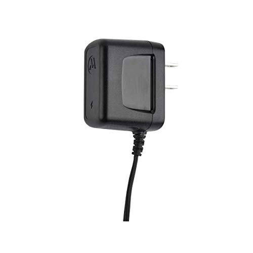 Y-Cable Charging Adapter for Talkabout Radios, Black