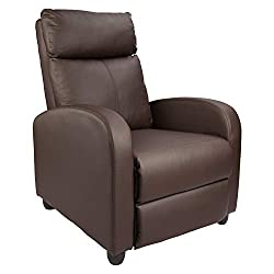 Homall Single Recliner Chair - Best Man Cave Chairs