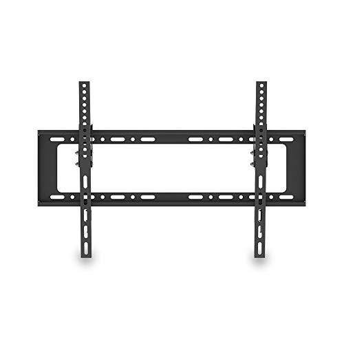 TV Wall Bracket Tilt, Sturdy Strong Flat TV Wall Mount for 32-70 inch TVs, 110lb / 50kg Load Capacity, Max VESA 600x400mm