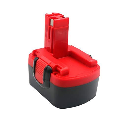 Batería de repuesto de 14.4V 2000mAh para Bosch 2607335264 2607335275 2 607335276 2607335528 2607335534 2607335 678 2607335685 2607335686 2607335694 BAT038 BAT040 BAT041 BAT140 BAT159