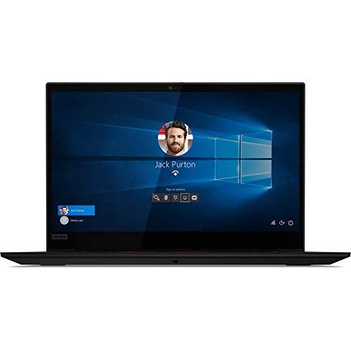 Lenovo ThinkPad X1 Extreme (2nd Gen) - 15.6' IPS UHD 4K Display - 2.6 GHz Intel Core i7-9750H Six-Core - 32GB - 1 TB SSD - GF GTX 1650 - Win10 pro