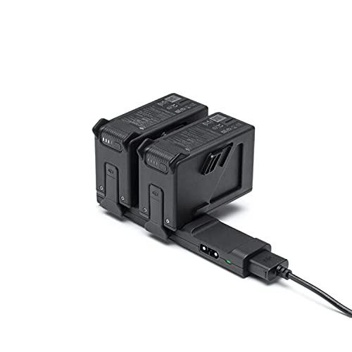 DJI FPV Fly More Kit, Include 2 Batterie di Volo Intelligenti e la Stazione di Ricarica fino a 3 Batterie Intelligenti, Capacità Batterie 2000mAh