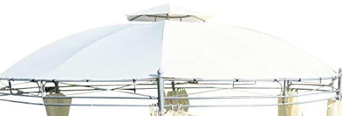 ASS Dachplane wasserfest für Gartenpavillon für 7073-A - kein Umtausch oder Rückgaberecht von