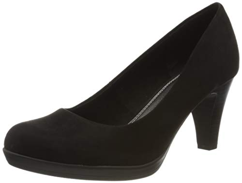 MARCO TOZZI Damen 2-2-22411-34 Pumps, Schwarz (Black 001), 39 EU