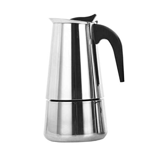 RANJN roestvrij staal glas theepot Franse koffie thee percolator filterpers zuiger handmatige koffie espressomachine pot