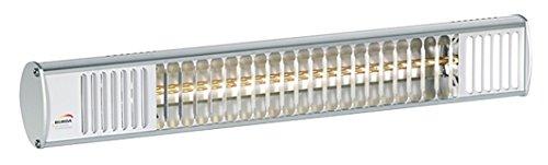 Burda Heizstrahler Term 2000 IP67 URCA165, 1,65 kW Low Glare
