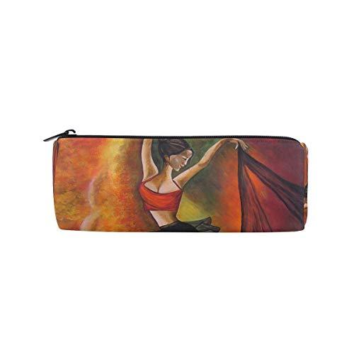 RGFDF Paso a paso Pintura acrílica Hermosa caja de lápices de sirena...