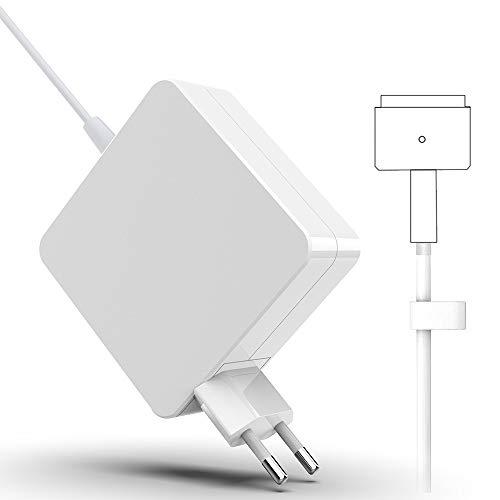Chargeur 45W Compatible avec Mac Book Air, Chargeur magnétique de type T pour Mac Air 11 pouces et 13 pouces Modèles 2012, 2013, 2014, 2015, 2017 A1435 A1465 A1466