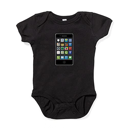 ABADI Smartphone Baby Romper