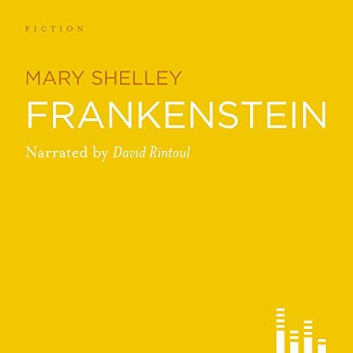 Frankenstein cover art
