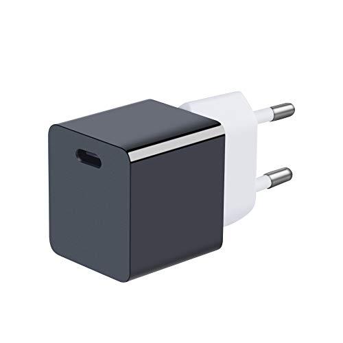 Das 15-W-Ladegerät mit USB-C von Angreatermöglichtschnelles, effizientes Laden zuhause, imBürooderunterwegs. Das 15-W-Ladegerät mit Standard-USB-C-Anschluss istkompatibelmit Fire HD 10, iPhone