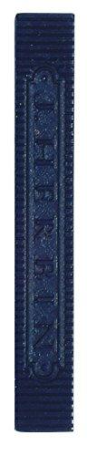J.Herbin 33119T - Cera para sellos (4 barras blandas), color azul