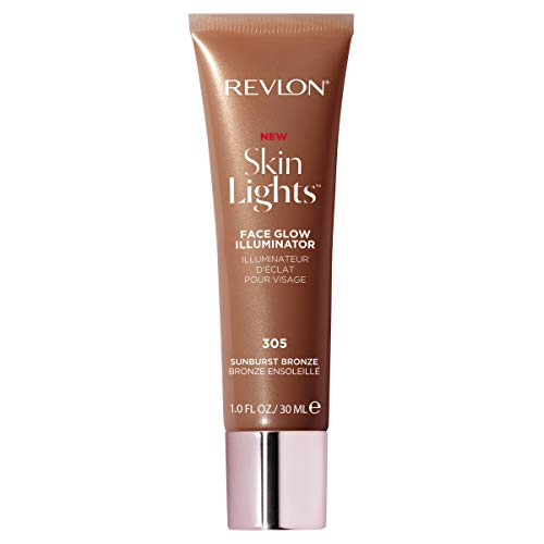 Revlon SkinLights Face Glow in Sunburst Bronze