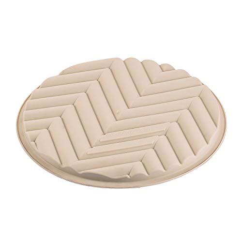 Silikomart Kit TARTE GRAPHIQUE crostate, Silicone