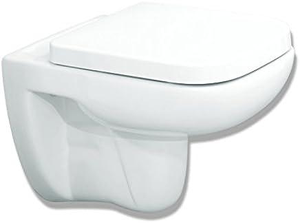 Domino Lavita C/éramique WC de toilette # 98220//écoulement droit