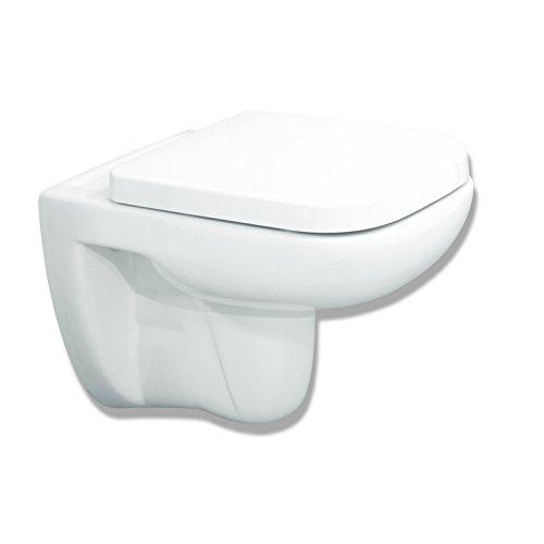 LAVITA KERAMIK WC-TOILETTE #105967 TIEFSPÜLER OHNE SPÜLRAND SOFT-CLOSE