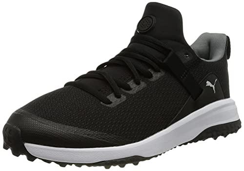 PUMA 195101, Zapatos de Golf, Negro Black, 38.5 EU