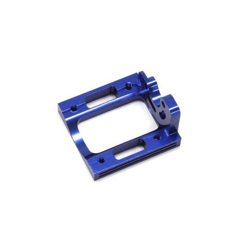Aluminum Motor Mount (Mini Inferno / Blue / 1pc) IHW04 (japan import)