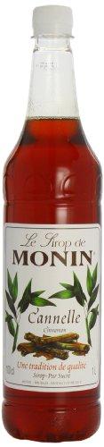 MONIN Premium Cinnamon Syrup 1 Litre