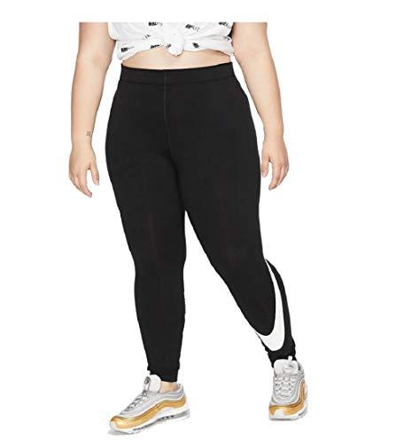 Nike + Size Leg-A-See Swoosh Leggings