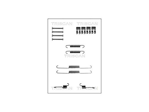 Triscan 8105 152554 - Kit Accessori, Ganasce Freno