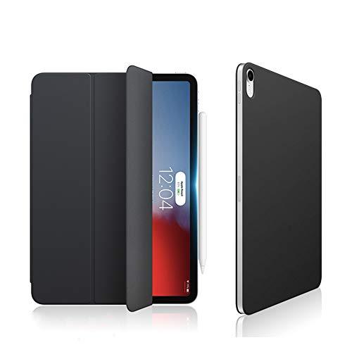 Ktong Funda Protectora para Tableta para iPad Pro 2020 de 11 Pulgadas, Funda Liviana para Soporte de Tableta con Ranura para lápiz y función de activación/suspensión automática